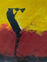 The Ken Joslin Collection - Miles Davis Sketches Of Spain - Acrylic