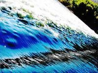 Abstract - Motion Of Water - Photography