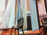 Just Another Diary - Chairs In A Room - Colors