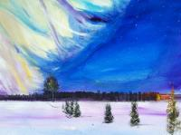 Just Another Diary - Northern Lights - Colors