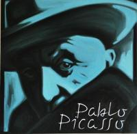Picasso Series - Looking  Back - Oil On Linen