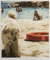 Summer Collection - The Beach - Oil On Linen
