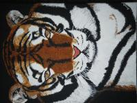 Painting - Tiger - Acrylic