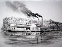 Riverboats - Riverboat Gem City - Ink