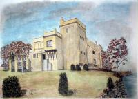 Add New Collection - Villa Katherine Castle - Mixed Media