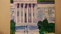 Oil Paintings - Vermont State House - Oil Painting