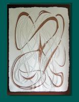 Abstract Bas-Reliefs - Radiance - Cast Paper