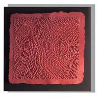 Abstract Bas-Reliefs - Terracotta - Cast Paper
