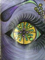 Eyez - 10 Shades Of Purple - Colored Pencils
