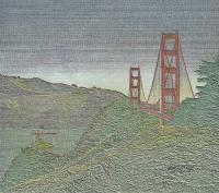 Landscape - Golden Gate Bridge San Francisco Ca Usa - Mixed Media