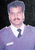 Reallife - Me- Photo Year 1998 - Field Marshal Of India- Per No-1822 - Digital