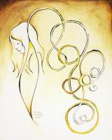 Watercolor - Swirls - Watercolor