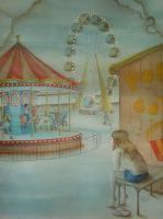 Watercolor - Carnival - Watercolor