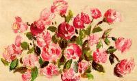 Beauty - Hurdals Roses - Oil