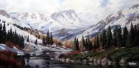 Change Of Season - Acrylic Other - By Walter Fenton, Realism Other Artist