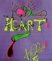 The Heart Evolved - Digital Drawings - By Kevat Patel, Creative Drawing Artist