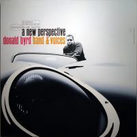 Blue Note - Donald Byrd A New Perspective - Oil On Canvas