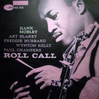 Blue Note - Hank Mobley Roll Call - Oil On Canvas