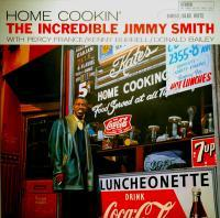Jimmy Smith Home Cookin - Oil On Canvas Paintings - By Art Jingle, Figurative Painting Artist
