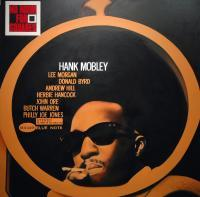 Blue Note - Hank Mobley No Room For Squares - Oil On Canvas