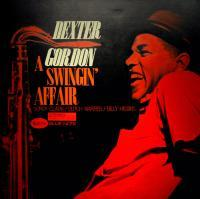 Blue Note - Dexter Gordon A Swingin Affair - Oil On Canvas