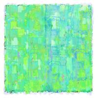 Joy - Artists Giclee Digital - By Brenda Leedy, Abstract Digital Artist