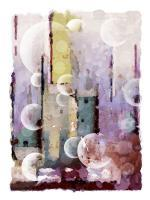 Xscapes - City Of Wonder - Artists Giclee