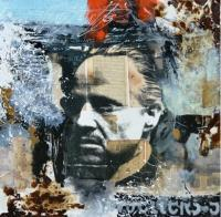 Marlon Brando - Marlon Brando - Mixed Media