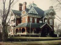 Victorian Homes - Once Was Our Dream Home In Kansas - Photography
