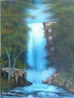Tranquility - Rejuvenation - Oil On Canvas