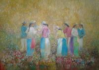 Painters Collection - Las Campesinas - Oil