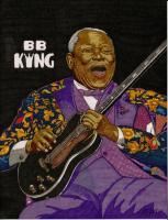 Gallery - Bb King - Sharpiebic Markers