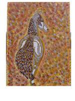 Horse Gallery - Proud Horse - Acrylic