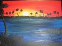 Florida Series - St Johns River - Acrylic