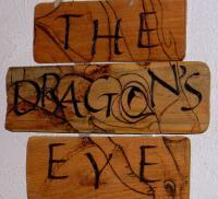 Artisan Crafts - The Dragons Eye - Pyrography