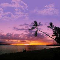 Maui Sunset - Digital Photography - By Aura 2000, Photo Enhancement Photography Artist