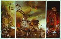 Madness Of War - Triumpf Of The Great War - Oil