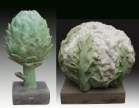 Cement - Artichoke And Cauliflower - Cement  Steel