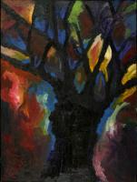 Expressionistic - Life - Oil On Canvas