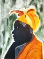 Amateurpainter - Gullah - Oil On Canvas