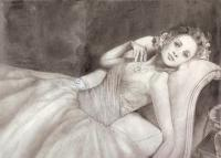 Latest Work - Brawnwyn - Pencil