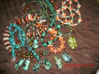 Assorted Jewelry - Natural Stones Jewelry - By Karl Rockhound, Freestyle Jewelry Jewelry Artist