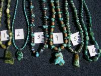 Stones - Turquoise In Matrix - Natural Stones