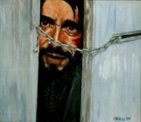 Private - Al Pacino - Oils On Canvas
