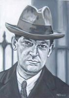 The Stuart Rankin Collection - Michael Collins - Oils On Canvas