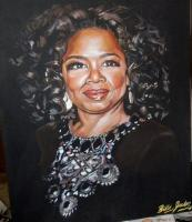 Painting By Billy Jackson - Official Oprah Winfrey Painting - Acrylic