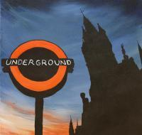 Skylines - Down The Tube - Acrylics
