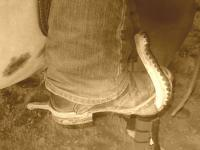 Boot-Tastic - Digital Photography - By Megan Elsbury, Western Life Photography Artist