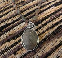 Wire Wrapping - Autumn Jasper - Natural And Manmade Stones