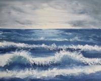 Oil Paintings - Seascape - Oil